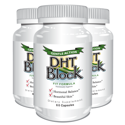 DHT Block  (3 Pack) - Delgado Protocol - Save $26.98!!!