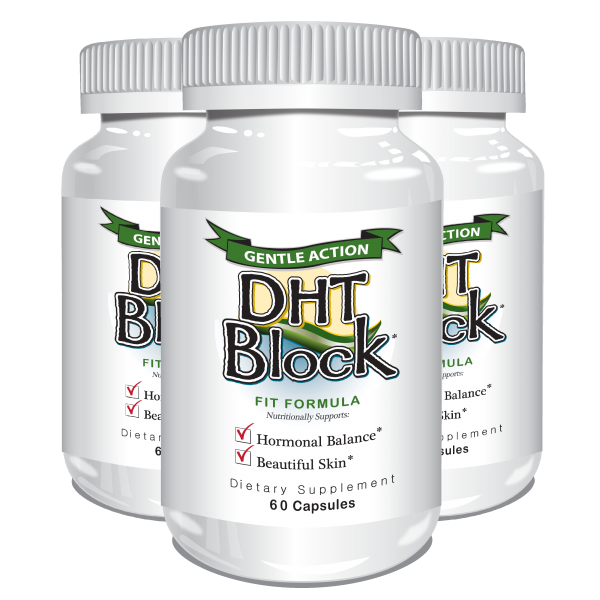 Delgado Protocol - DHT Block 60 caps (3 Pack) Save $26.98!!! Detox Products