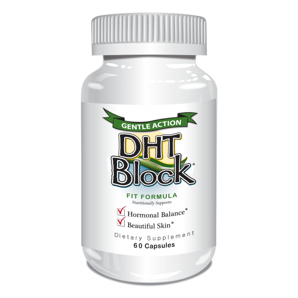 Delgado Protocol - DHT Block (DHT Blocker) 60 caps Detox Products