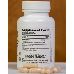 DIM 259 60 caps - Delgado Protocol - 6 Packs. 1 Year supply. Save bulk - buy in Australia