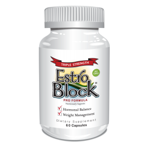EstroBlock Pro Formula Triple Strength 60 caps - Delgado Protocol