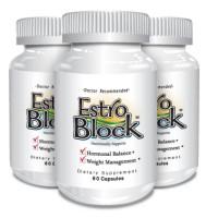 EstroBlock  (3 Pack)  - Delgado Protocol - Save $14.95!!!
