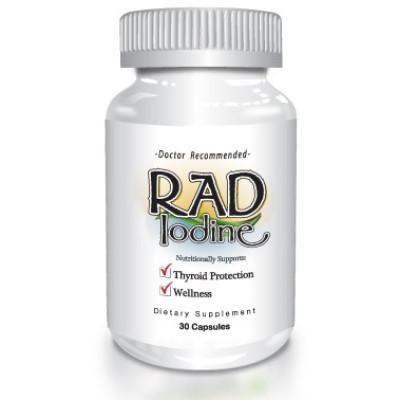 Rad Iodine  - Delgado Protocol