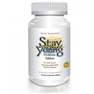 Stay Young AM 60 Chew & Dissolve Tablets - Delgado Protocol