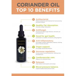 Activation Products -  Coriander Oil Perfect Press 15ml Skin Health