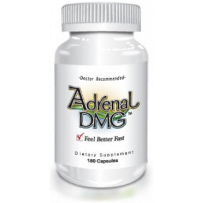 Adrenal DMG 180 caps Detox Products