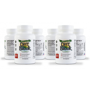 DHT Block  (6 Pack) -  Delgado Protocol - Save $71.94!!!