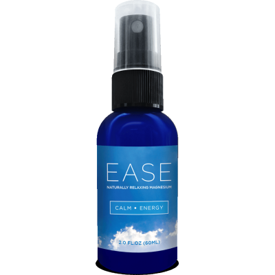 EASE Magnesium Spray 60ml - Activation Products - Price Drop!