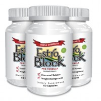EstroBlock Pro Formula Triple Strength 60 caps (3 Pack) - Delgado Protocol - Save $20.10!!!