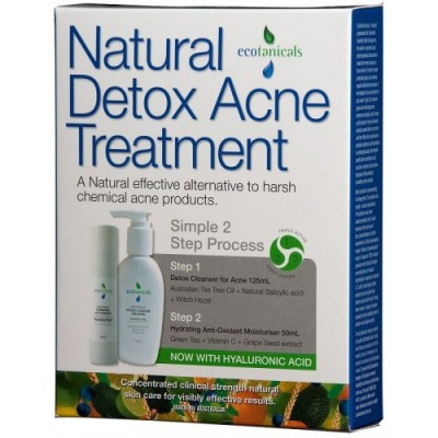 Natural Detox Acne Treatment (KIT)