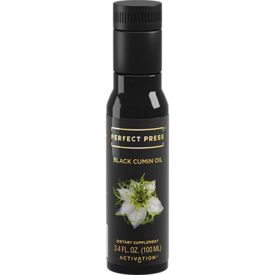 Black Cumin Oil Perfect Press 100ml - Activation Products