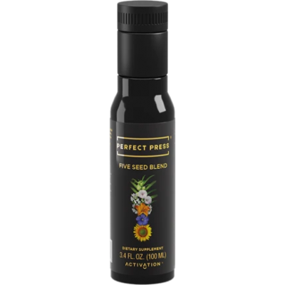 Five Seed Blend Perfect Press Oil 100ml - Activation Products