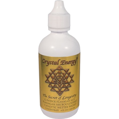 Phi Sciences - Crystal Energy 120ml Sale Sale Sale!