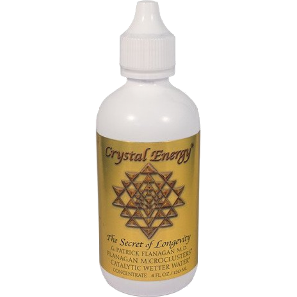 Phi Sciences - Crystal Energy 120ml Detox Products