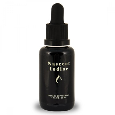 Nascent Iodine - 1oz (2% Strength) 30ml