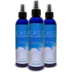Activation Products - EASE Magnesium Spray 250ml x 3 bottles - Save $15!!! Detox Products