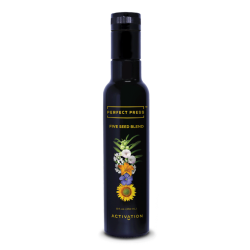 Five Seed Blend Perfect Press Oil 250ml - Activation Products