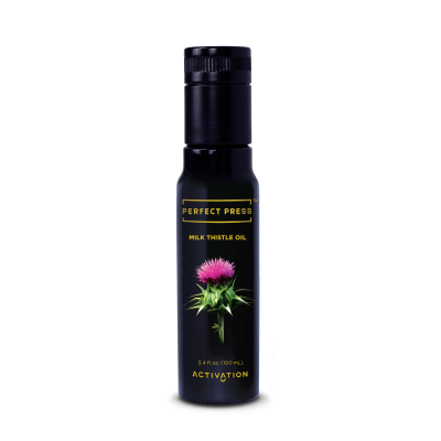 Milk Thistle Oil Perfect Press 100ml - Activation Products